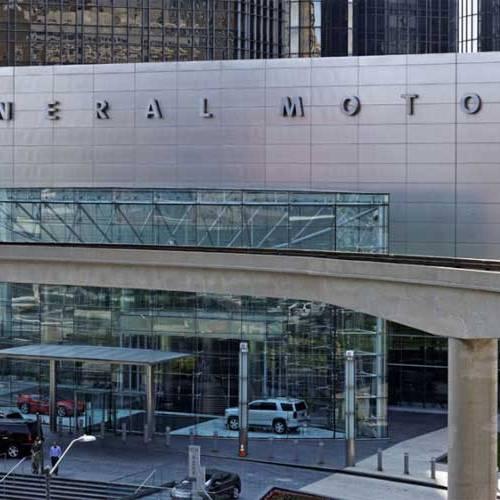 General Motors llama a revisión a más de un millón de vehículos