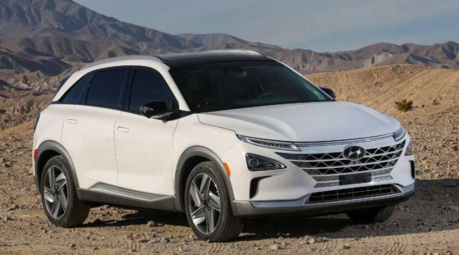 Hyundai Nexo: el primer coche de hidrógeno a la venta en España