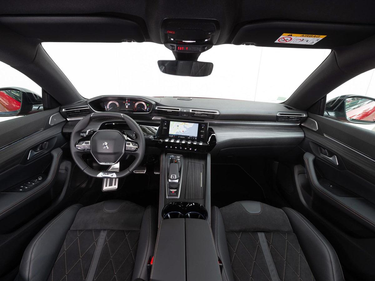 i-cockpit Peugeot 508