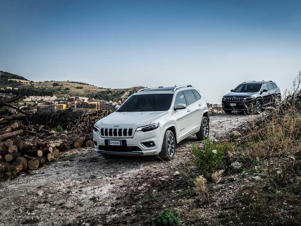 Conducimos el Jeep Cherokee: el conquistador