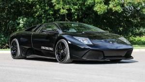 Sale a subasta un rarísimo Lamborghini Murciélago Edición Versace