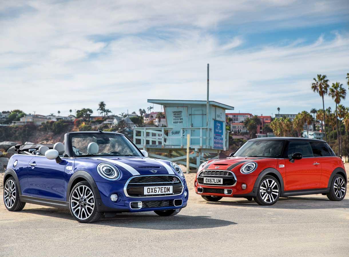 ¿Va a decir Mini adiós al clásico de 3 puertas y al Cabrio?