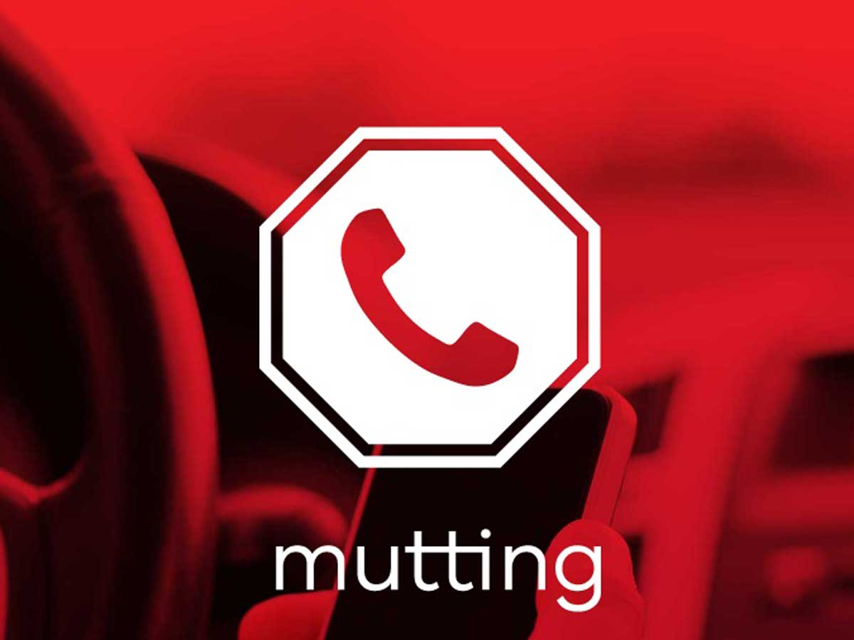 mutting, aplicación para el coche