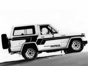 Los Nissan Patrol de los 80 y 90