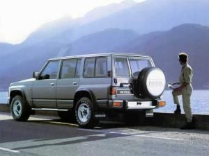 Llega el Nissan Patrol GR