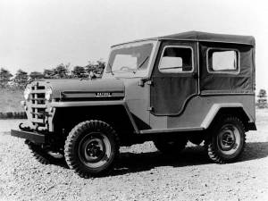 El nacimiento del Nissan Patrol