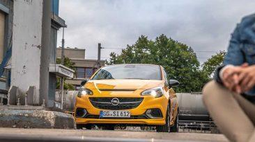 Conducimos el Opel Corsa GSi, tu primer deportivo
