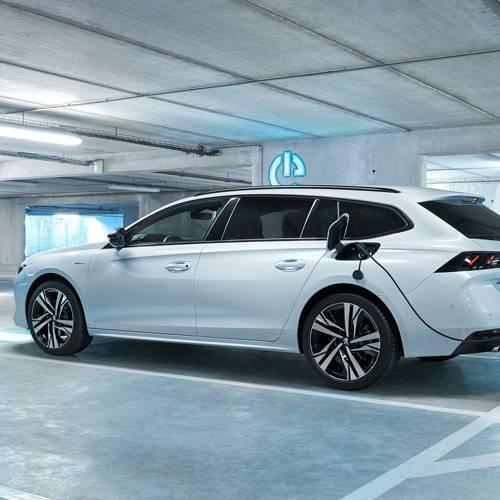 Así será la nueva gama de coches híbridos de Peugeot