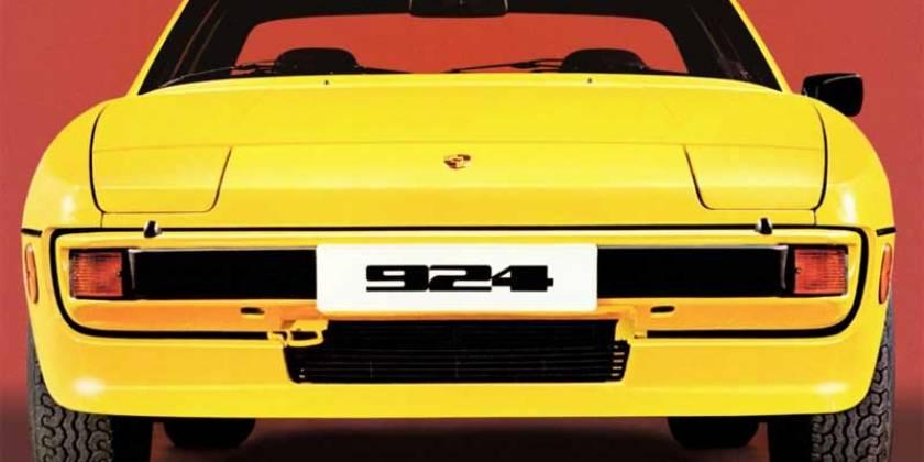 Porsche 924, la historia de un 'Porsche' para todos
