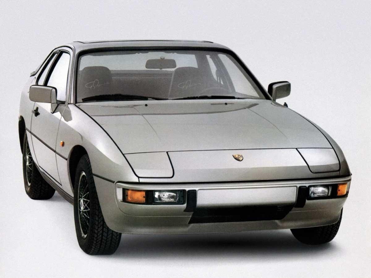 """Porsche 924 """"50 Jahre Porsche"""" (1981)."""