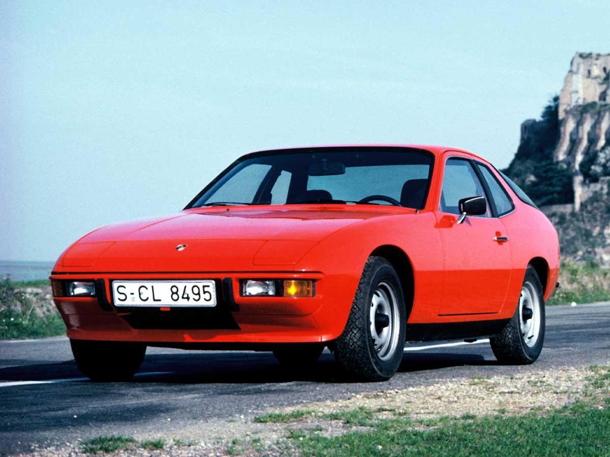 Porsche 924 Worldwide (1976–85).