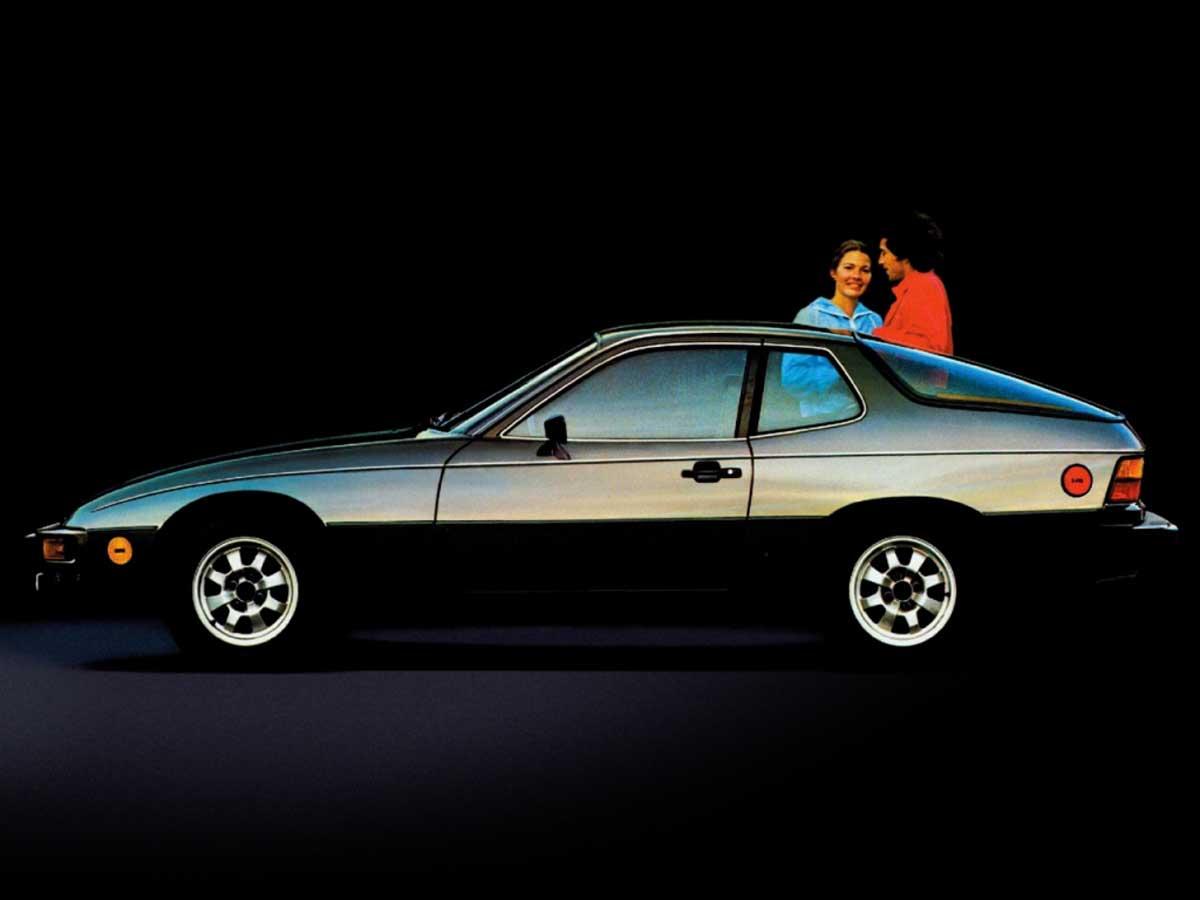 Porsche 924 Limited Edition (1978).