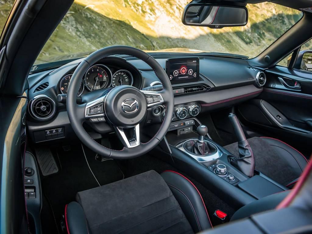 interior Mazda MX-5 2019