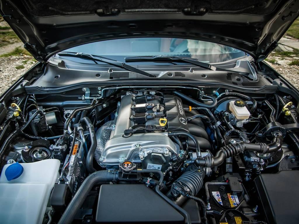 motor Mazda MX-5 2019