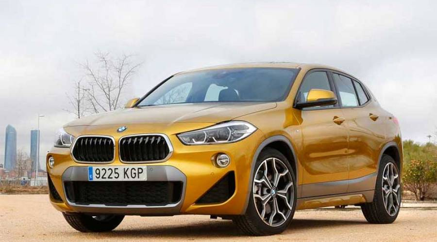 Prueba del BMW X2 xDrive20d, un golpe maestro