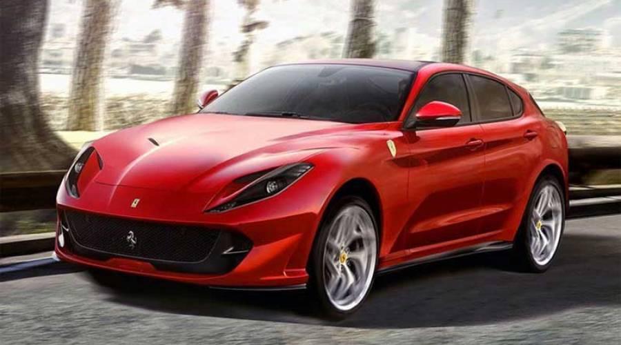 Ferrari Purosangue: conoce el primer SUV de la marca de Maranello