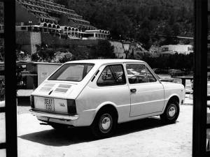 El SEAT 133 en España