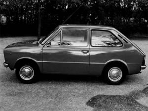 La influencia de Fiat en el 133
