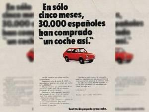 Las ventas del SEAT 133
