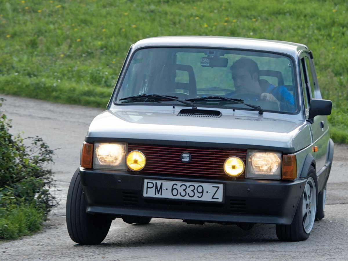 Prueba clásica: SEAT Fura Crono, ¡abran paso!