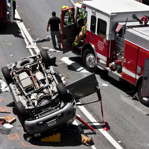 """¿Qué es la """"hora de oro"""" de los accidentes de tráfico?"""