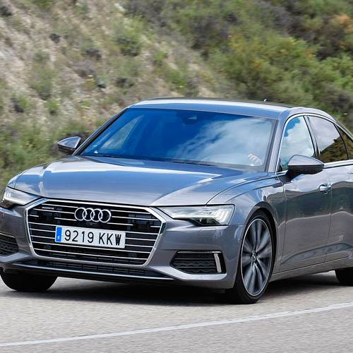 Prueba del Audi A6 50 TDI quattro triptronic: no hace falta más