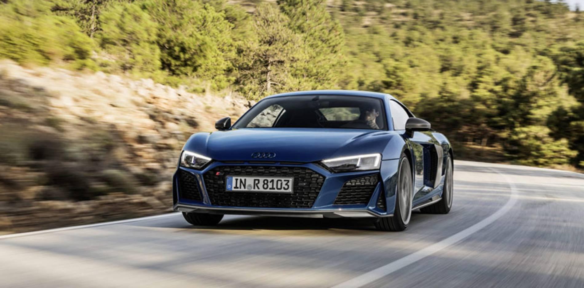 El Audi R8 se renueva para mostrar su versión más radical