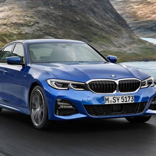 BMW Serie 3, genética deportiva con rastros de conducción autónoma
