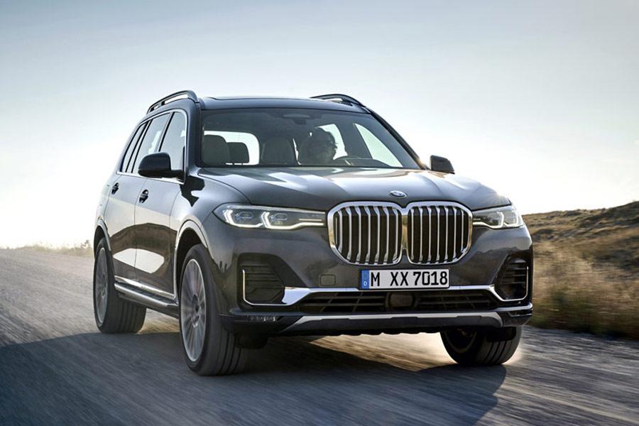 El BMW X7, al detalle: todas las imágenes