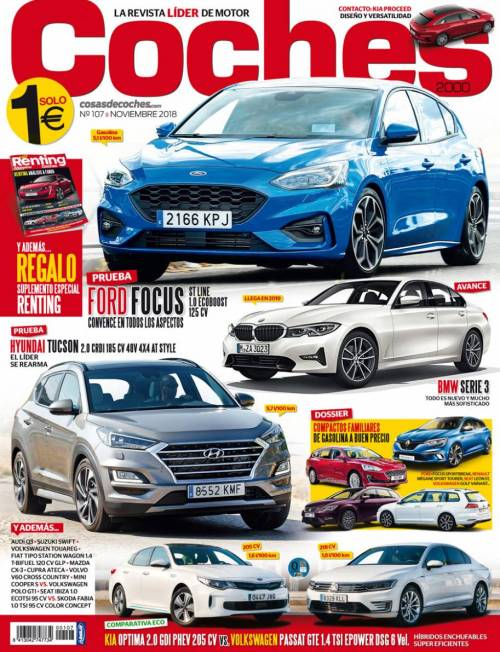 Revista Coches – número 107