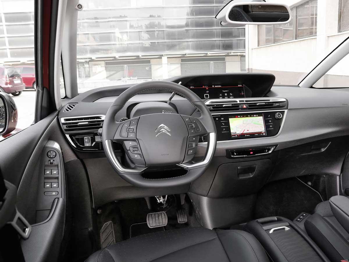 Citroën C4 Spacetourer 2.0 BlueHDi