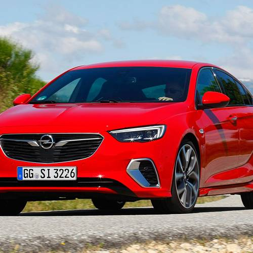 Prueba del Opel Insignia Grand Sport GSI: el rey del asfalto