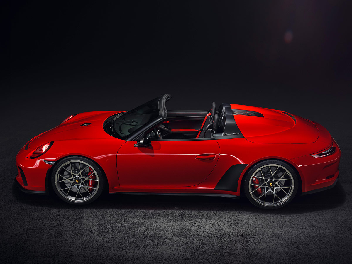 Porsche 911 Speedster Concept 2