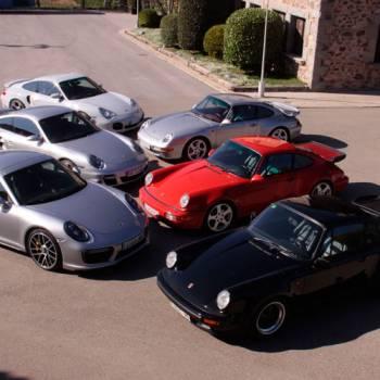 Descubre la saga Porsche 911: cuatro décadas de leyenda