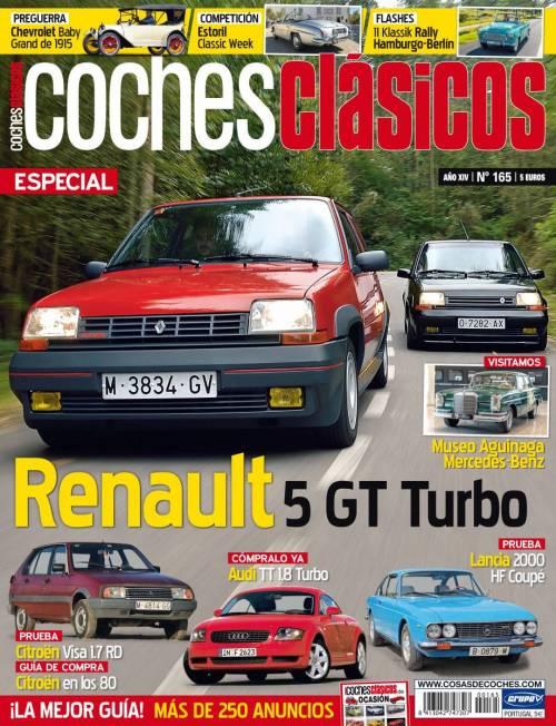 Revista Coches Clásicos Número 165