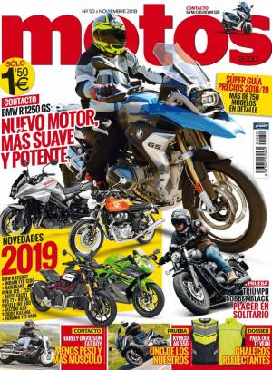 Revista Motos – número 50