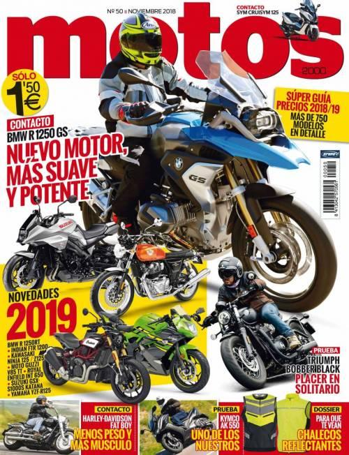 Revista Motos – número 50