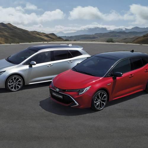El Toyota Corolla regresa al mercado con dos nuevas mecánicas híbridas