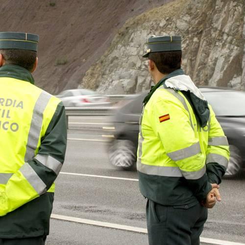 La Guardia Civil podrá rastrear las llamadas de los implicados en un accidente, aunque sea leve