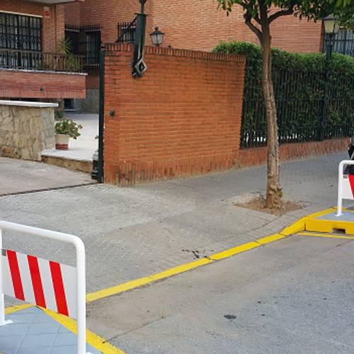 ¿Qué es y cómo funciona un vado de aparcamiento?