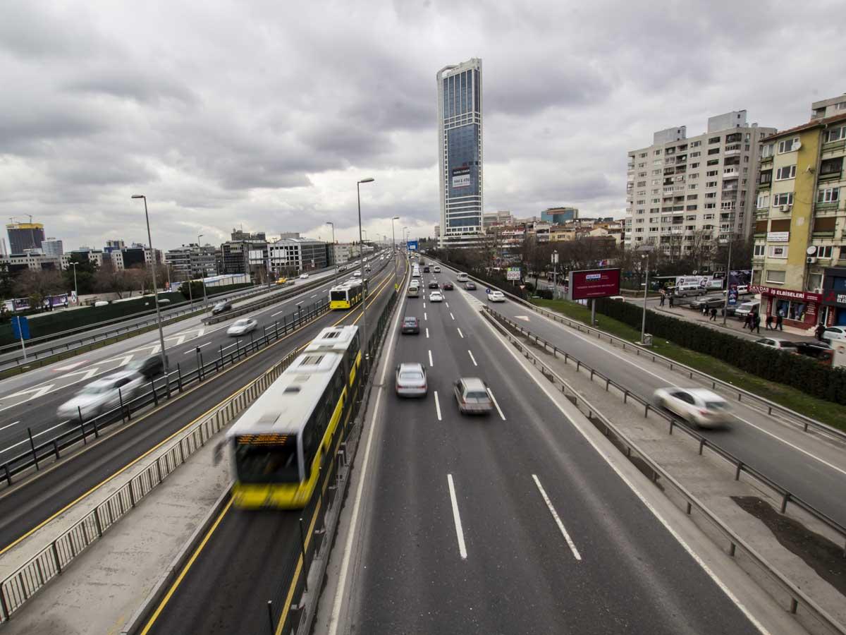 autopista por ciudad