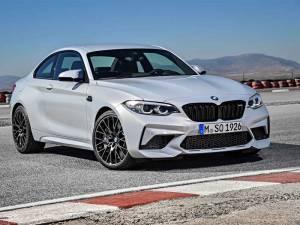 BMW M2 y M5 Competition