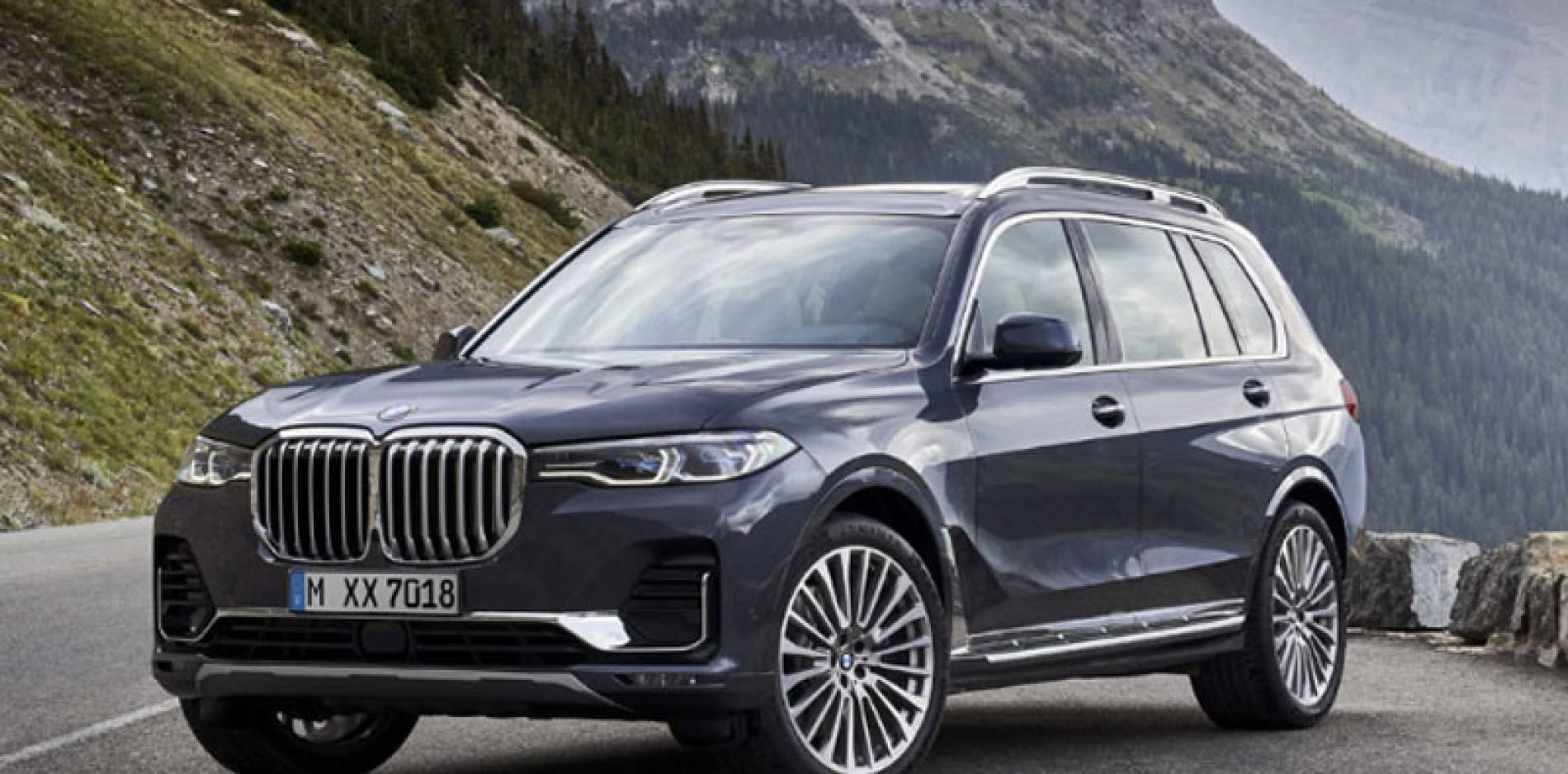 BMW X7: el nuevo buque insignia alemán llegará en marzo