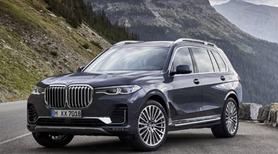 El BMW X7, el nuevo buque insignia alemán, tendrá un precio de partida cercano a los 100.000 euros