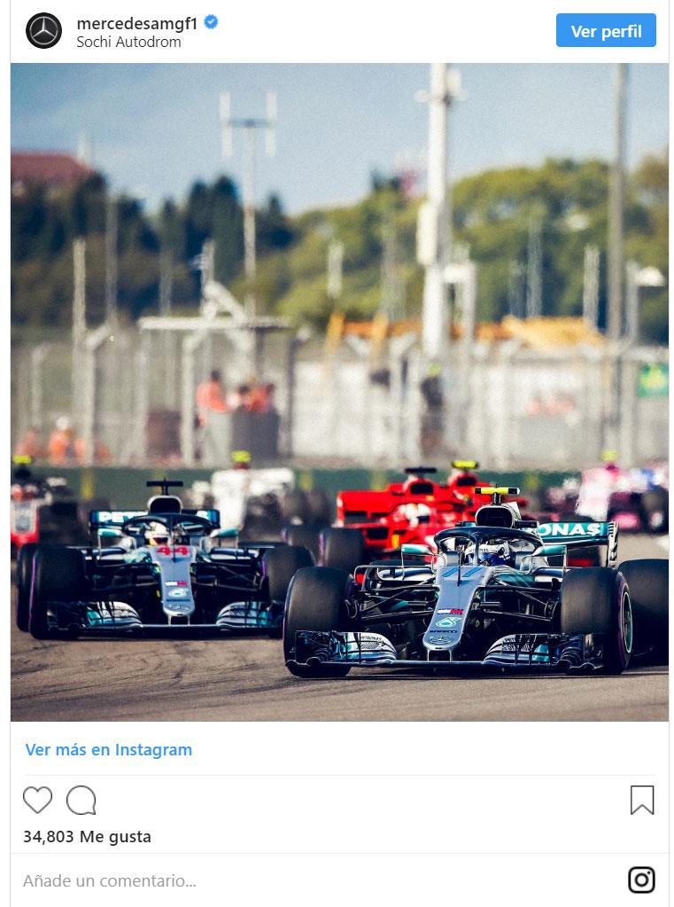La FIA presenta el calendario F1 2019