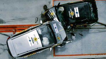 choque Ford Fiesta