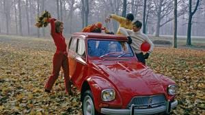 Citroën Dyane 6: a la sombra del mito del 2CV