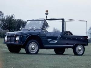 El concepto del Citroën Mehari (III)