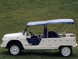 Evolución del Citroën Mehari  (II)