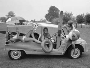 El germen del Citroën Mehari (II)